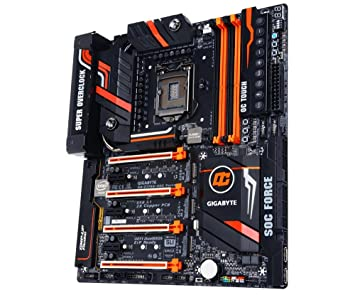 Gigabyte GA-Z170X-SOC Force Carte mère Intel ATX Socket 1151