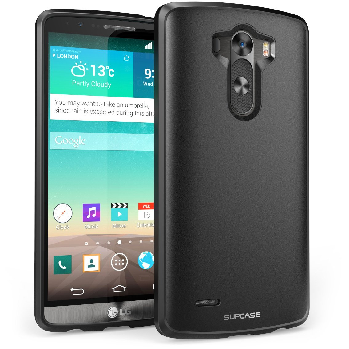 SupCase Unicorn Beetle Premium Hybrid Protective Case for LG G3