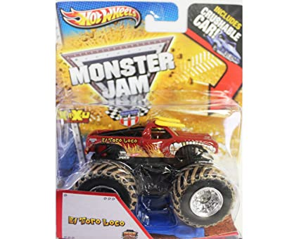 el Toro Loco Monster Truck Toy el Toro Loco Monster Truck