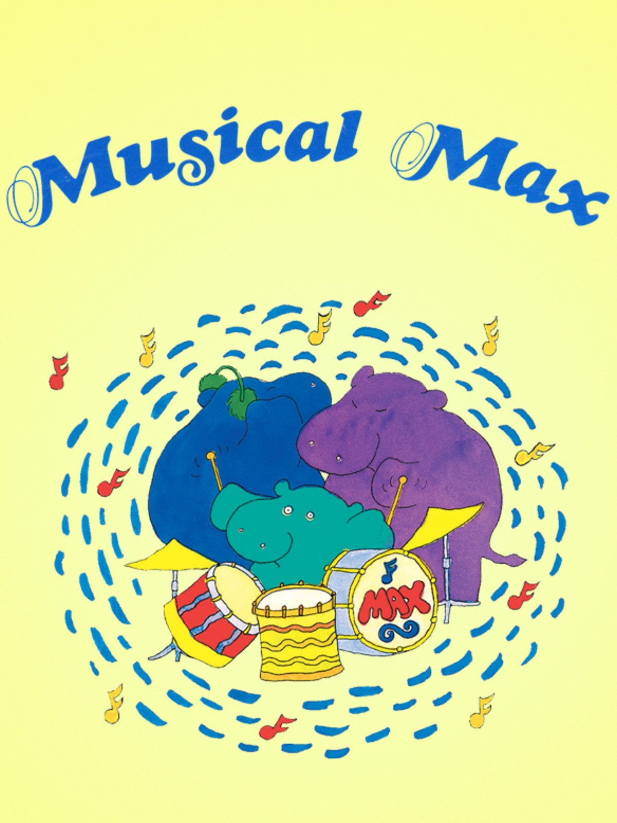 Musical Max on Amazon Prime Video UK