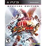 Street Fighter X Tekken: Special Edition - Playstation 3