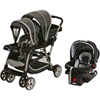 Graco Ready2Grow Duo Double Stroller & Click Connect 35 Car Seat