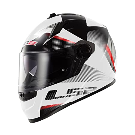 CASQUE INTEGRAL FF322 CONCEPT II TYRELL WHITE BLACK NEW 2015 TG S