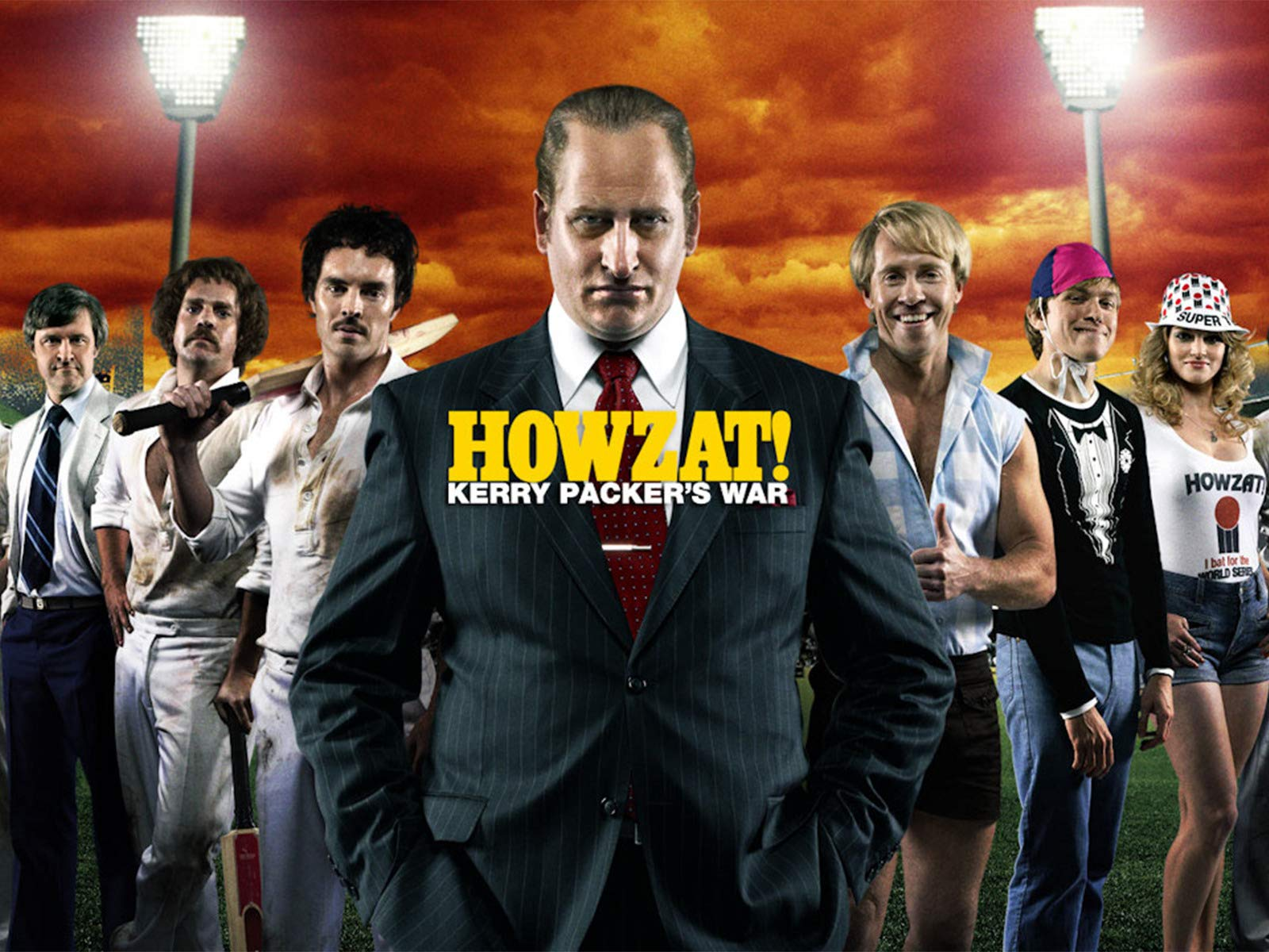 Howzat! Kerry Packer's War - Season 1