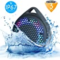 AVWOO Colorful Wireless Shower Speaker