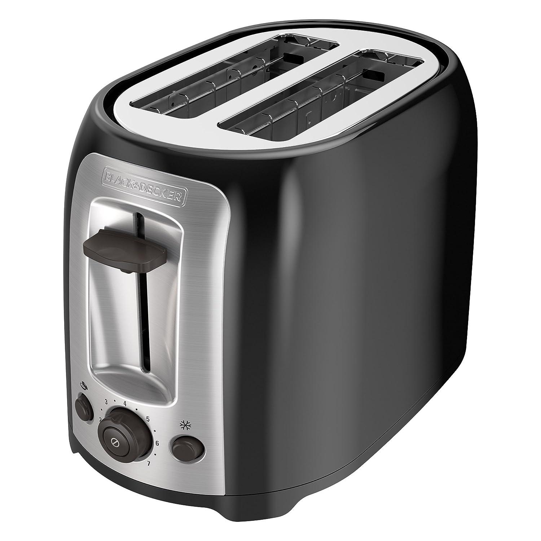 早餐必备!BLACK+DECKER 烤面包机
