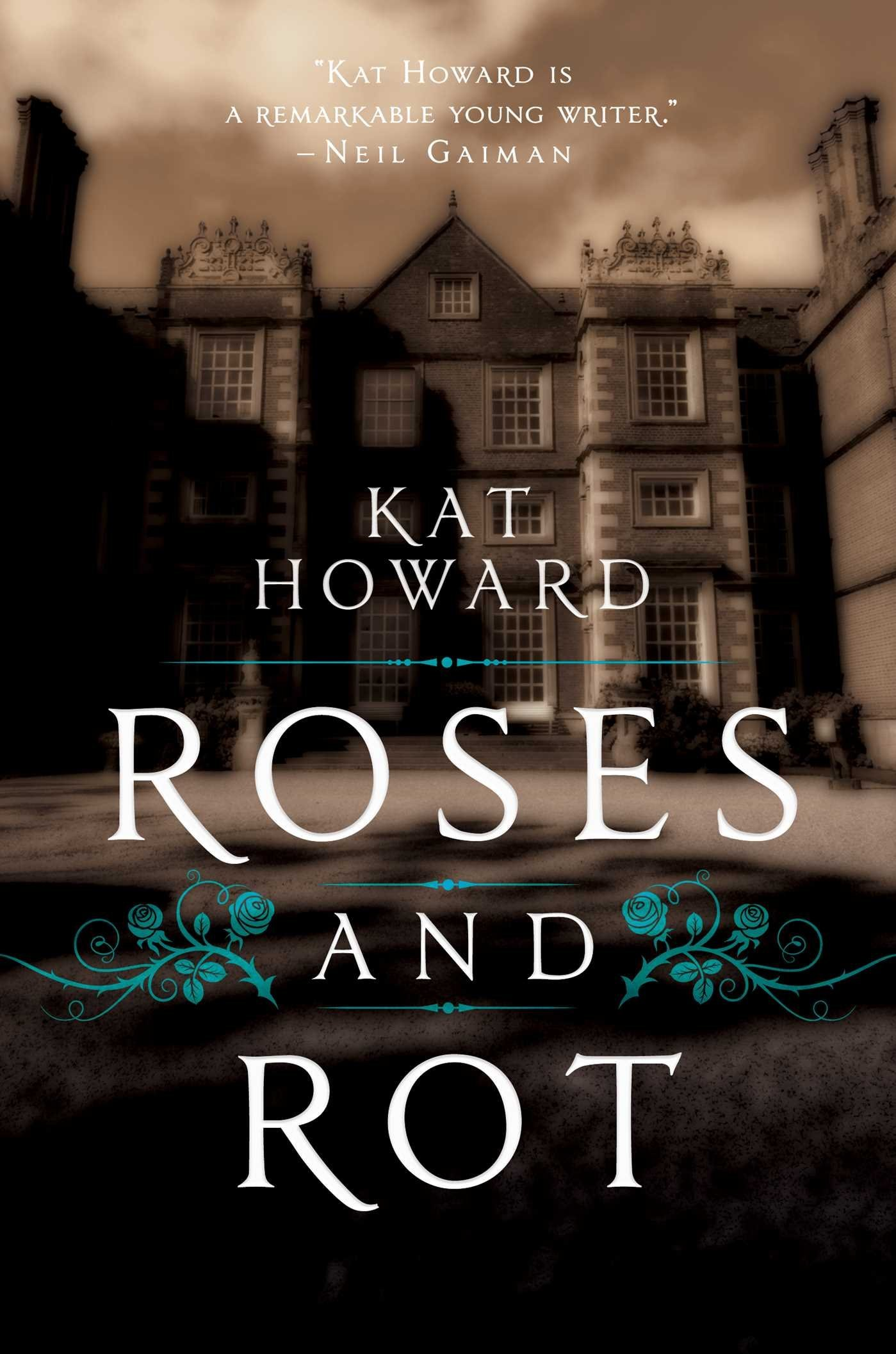 Kat Howard: Five Things I Learned Writing Roses And Rot