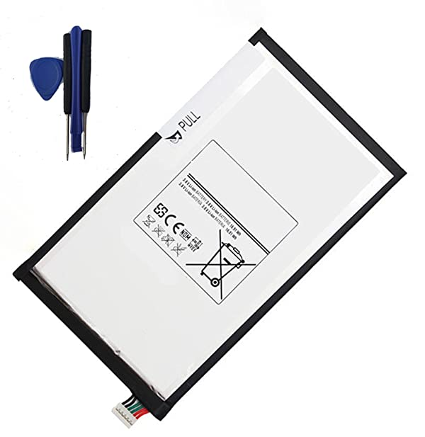 Etechpower Replacement Tablet Battery 4450mAh SP3379D1H, T4450E T4450C T4450U for Samsung Galaxy Tab 3 8.0 SM-T310, SM-T311, SM-T315 with Installation Tools