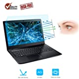 "2-Pack 15.6 inch Laptop Screen Protector -Blue Light and Anti Glare Filter, FORITO Eye Protection Blue Light Blocking & Anti Glare Screen Protector for 15.6"" with 16:9 Aspect Ratio Laptop (Color: For 15.6"