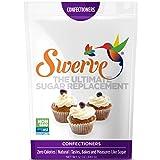 Swerve Sweetener, Confectioners, 12 oz (Color: Basic, Tamaño: 12 oz)