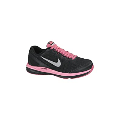 Nike Dual Fusion Run 3 (GS) femmes, cuir lisse, sneaker low