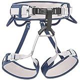 Petzl - CORAX, Versatile and Adjustable Harness, Size 1, Blue Jean (Color: Blue Jean, Tamaño: 1)