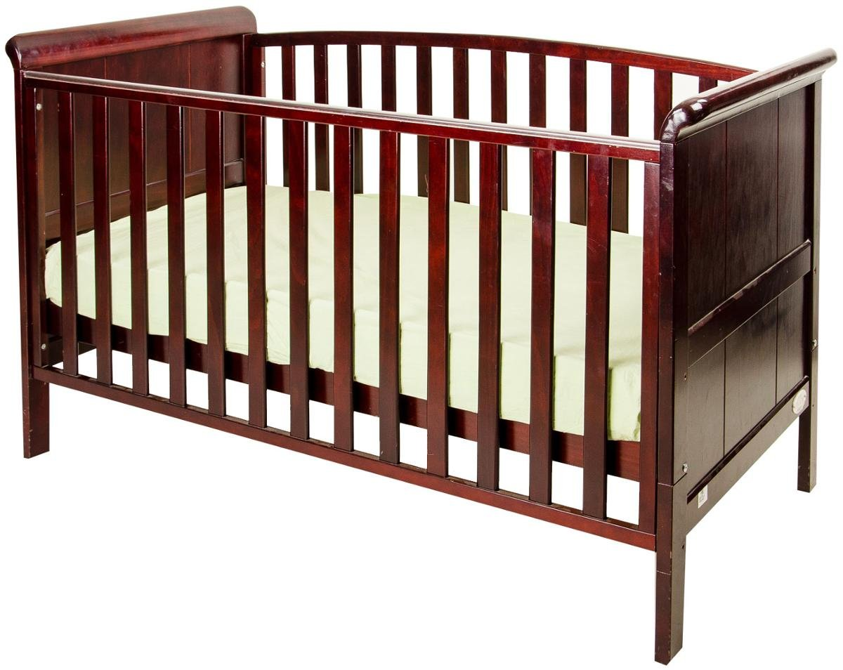 Crib for babies online india - Buy Cot Bed 3 In 1 Cherry Aspen Online At Low Prices In India Amazon In
