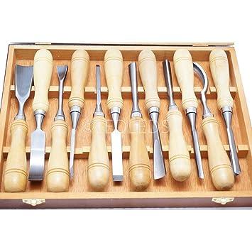 Scalpelli per legno professionali