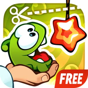 Cut the Rope: Experiments FREE from ZeptoLab