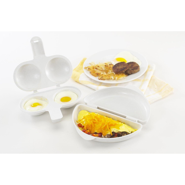 nordic ware omelette maker instructions