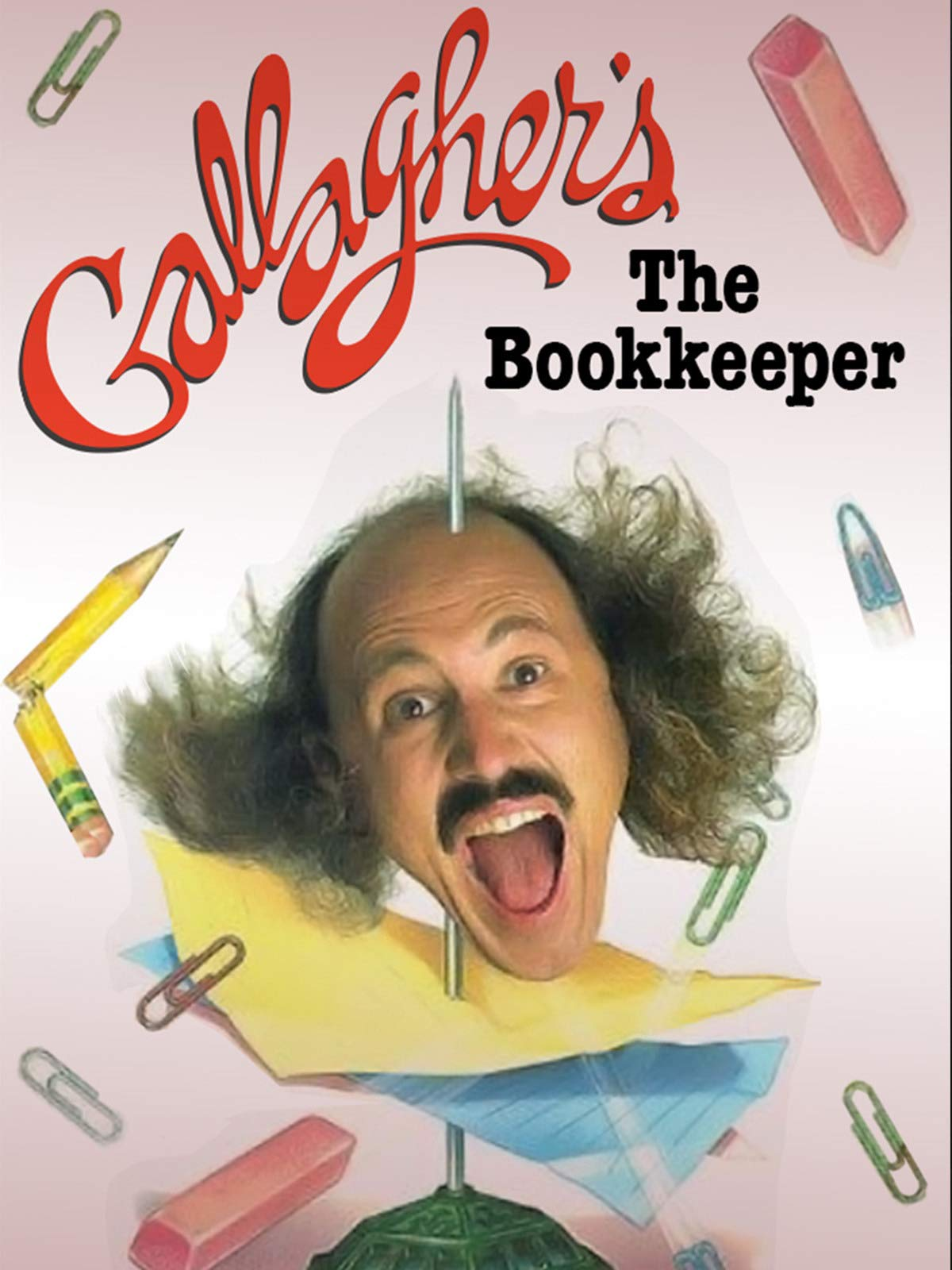 Gallagher: The Bookkeeper on Amazon Prime Instant Video UK