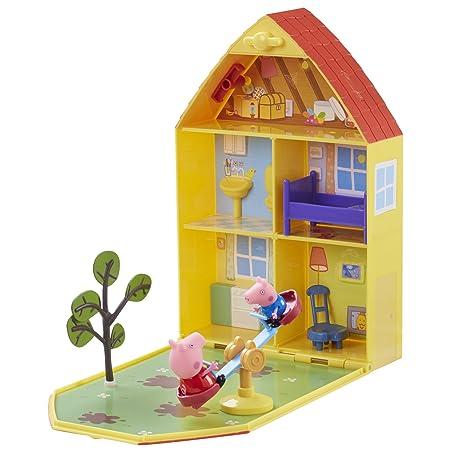 Peppa Pig 06156 Maison et jardin