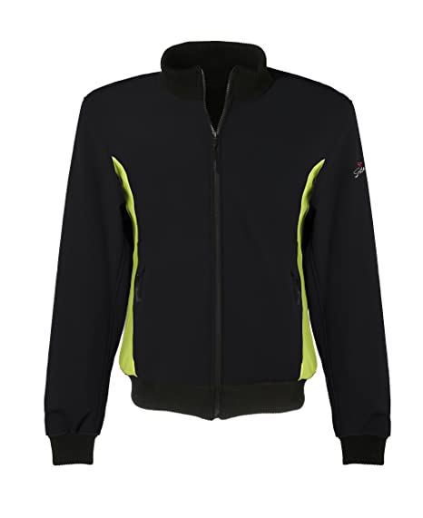 Scotland 140005-gi-xxl Gilet Scooter / Moto Shell Jacket, Multicouleur