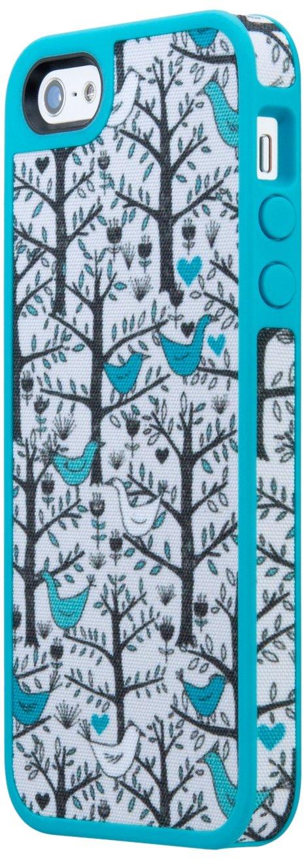 Speck SPE_I5_A1595 LoveBirds - Carcasa para iPhone 5, color azul - Electrónica - revisión y descripción más