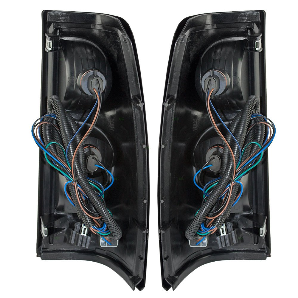 AUTOANDART хвост Driver and Passenger Taillights