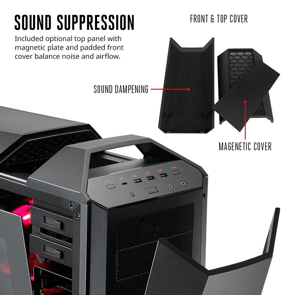 CoolerMaster MasterCase Maker 5 - MID Tower Gaming Case/ Cabinet