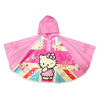 Hello Kitty Kagoul in a bag - rain coat