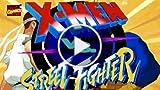 Classic Game Room - X-MEN VS. STREET FIGHTER For Sega...