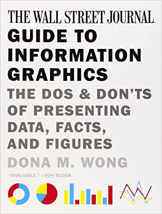 The Wall Street Journal Guide to Information Graphics: The Dos and Don'ts of Presenting Data, Facts, and Figures