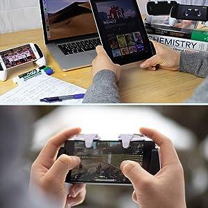 Mobile Kings - Mobile Game Controller for pubg Mobile Controller