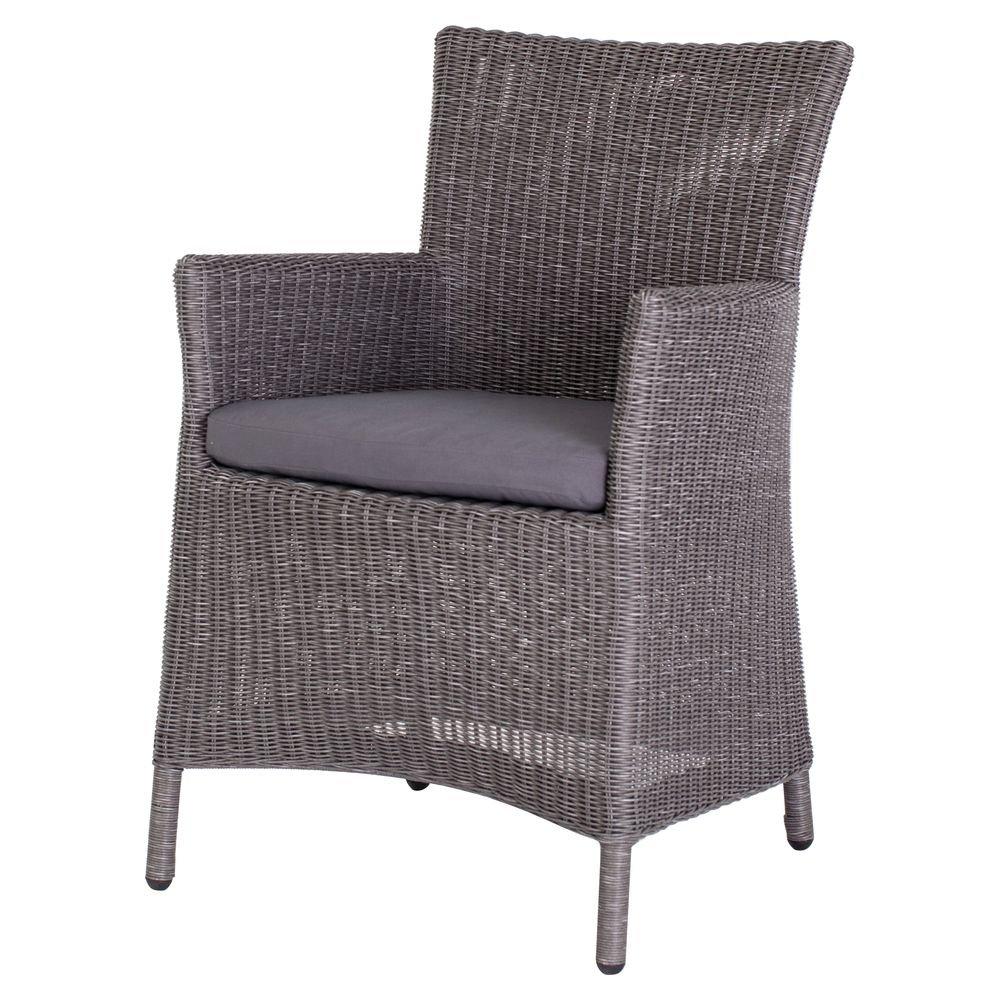 Sessel Sortino Farbe: Basaltgrau / Grau