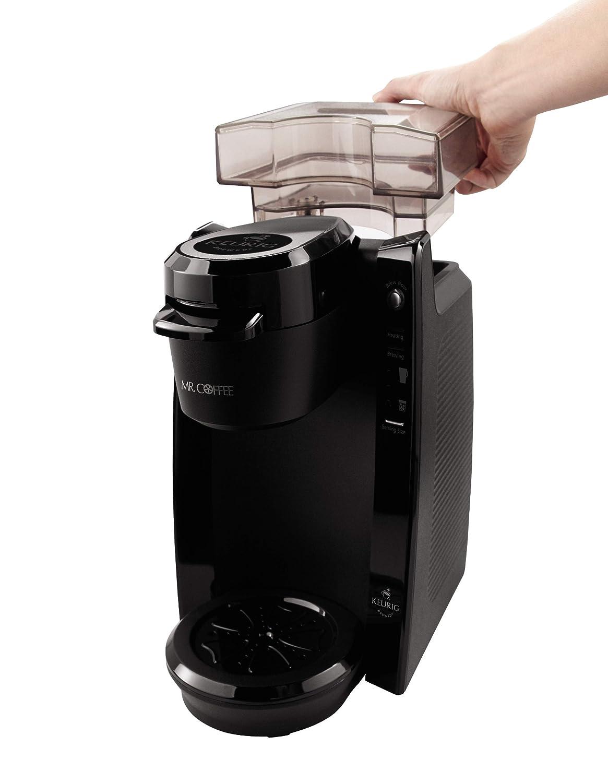 Oster Coffee Maker Water Filter : Mr. Coffee BVMC-KG5-001 Single Serve Coffee Brewer Powered by Keurig Brewing Tec 72179232391 eBay