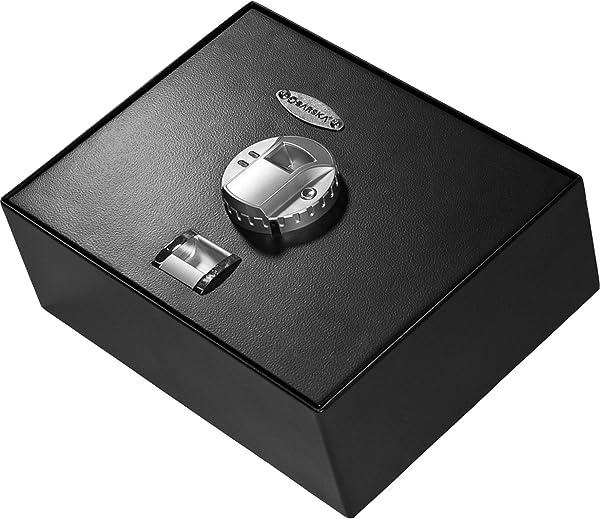 BARSKA Top Opening Biometric Fingerprint Safe
