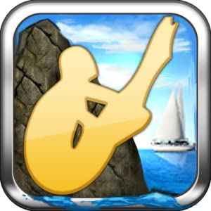 Cliff Diving 3D Free by Driftwood Software