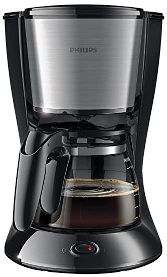 Philips  HD7457/20 1000-Watt Coffee Maker (Black)