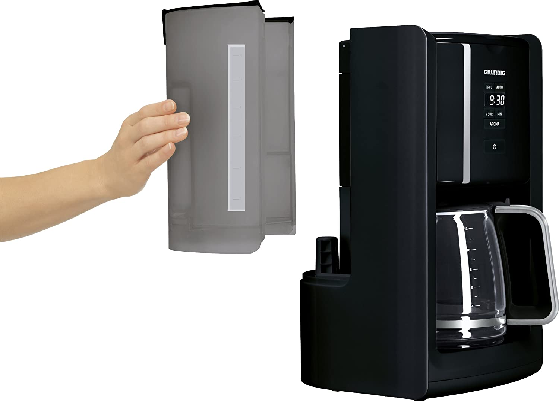 filterkaffeemaschine grundig km 7280. Black Bedroom Furniture Sets. Home Design Ideas