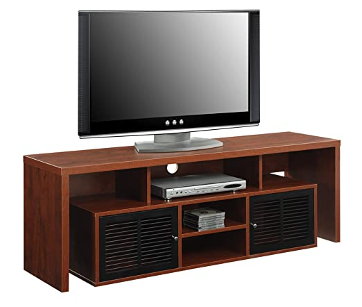 Convenience Concepts Designs2Go Lexington TV Stand with Cherry Finish