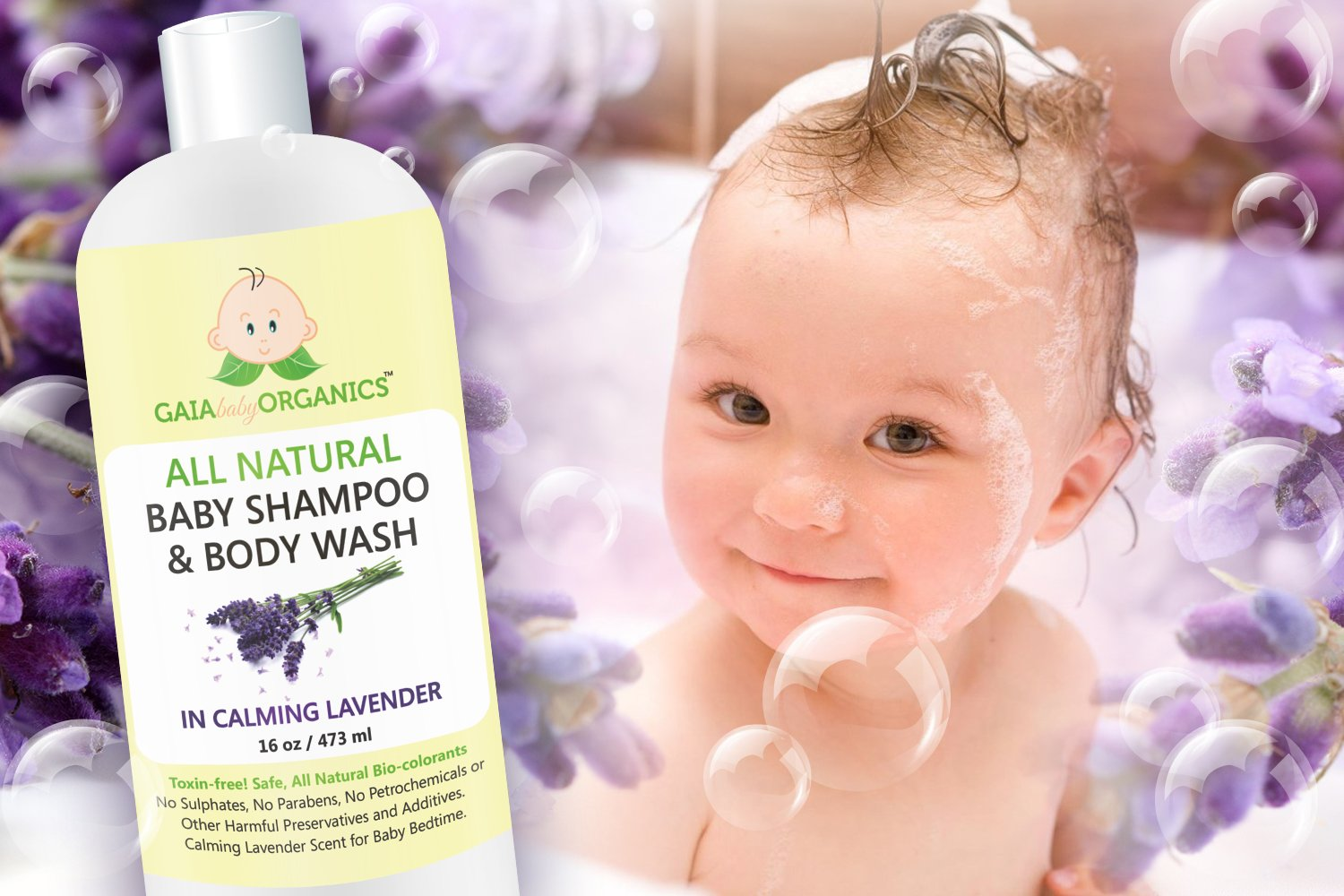 Journey To Jhady\'s World....: Gaia Organics, All Natural Baby ...