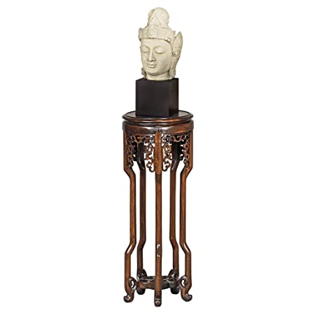 Design Toscano Asian Temple Pedestal