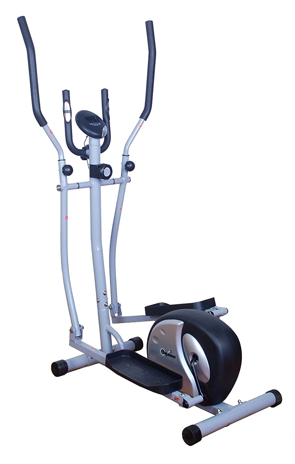 Confidence Fitness Space Saving Elliptical Trainer