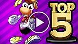Top 5 Video Games of 1995