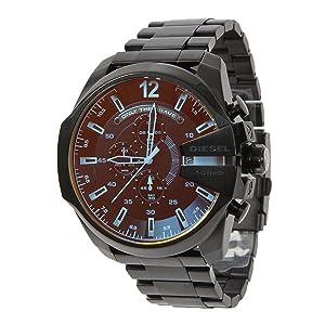 DIESEL クオーツ メンズ クロノ 腕時計 DZ4318