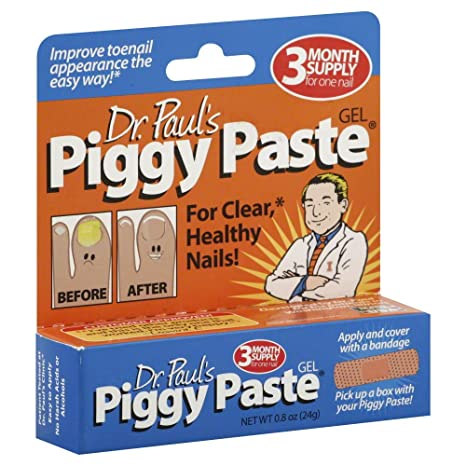 Отзывы Dr. Paul's Gel, Piggy Paste 0.8 oz (24 g)