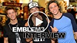 Emblem3 Talk Taylor Swift Song Reference and Teen...