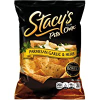 24-Pack Stacy's Parmesan Garlic & Herb Pita Chips 1.5-Ounce Bags