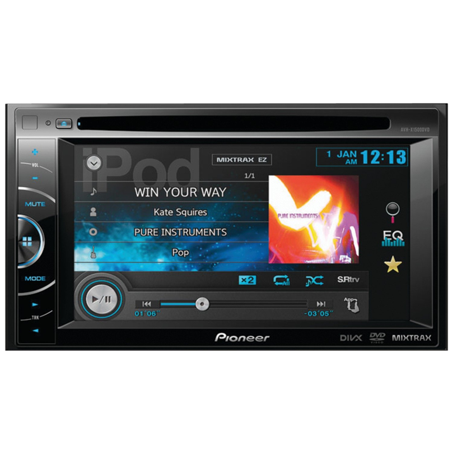 pioneer car stereo models vumandas kendes. Black Bedroom Furniture Sets. Home Design Ideas