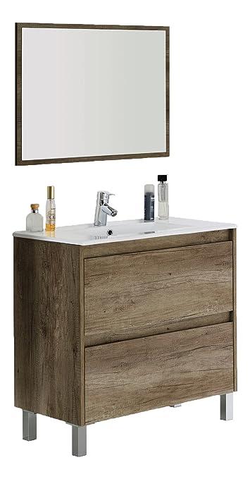 Arkitmobel Dakota-Mobiletto per il bagno