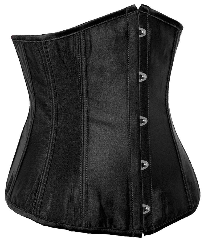 Alivila.Y Fashion Womens Sexy Vintage Underbust Waist Training Corset 2