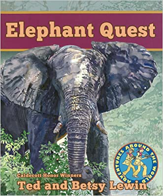 Elephant Quest Elephant Quest (Adventures Around the World)