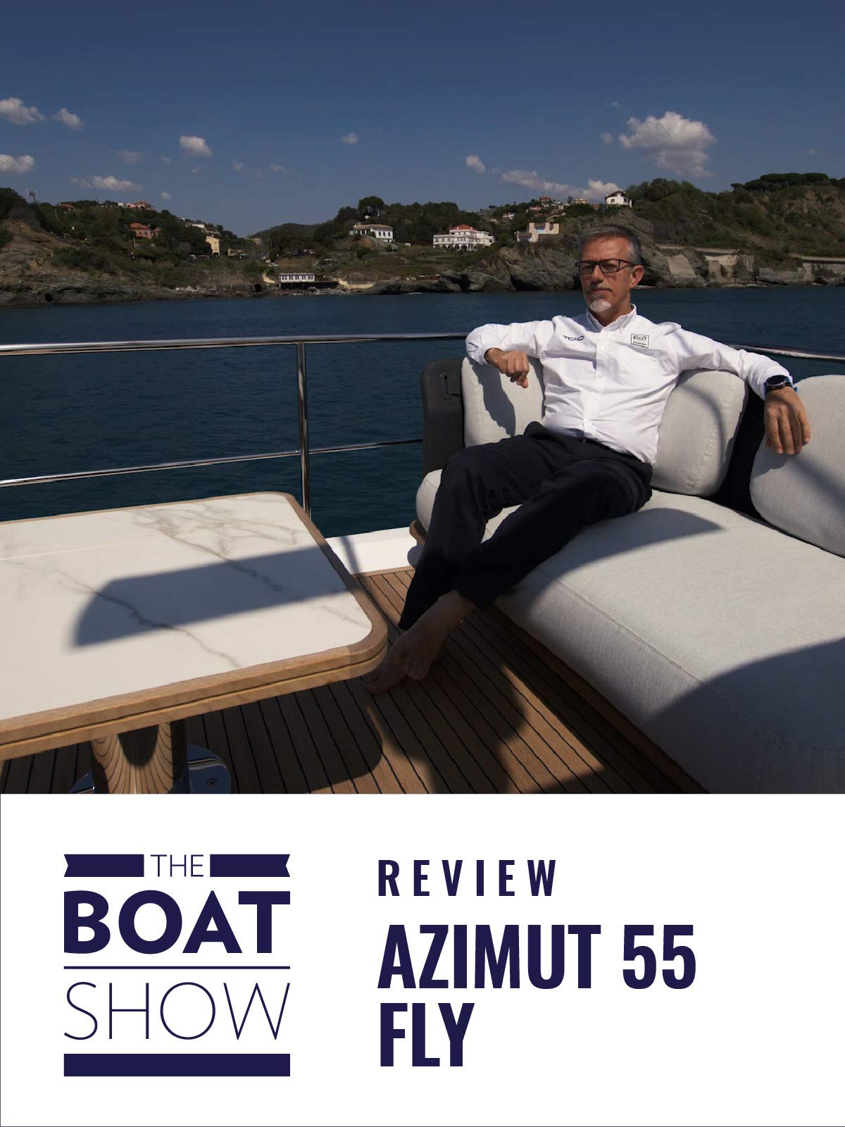 Azimut 55 Fly - The Boat Show on Amazon Prime Instant Video UK